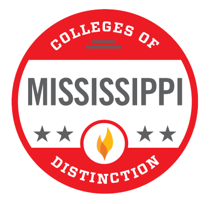 Top Mississippi College Seal