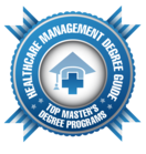 Healthcare Management Degree Guide seal