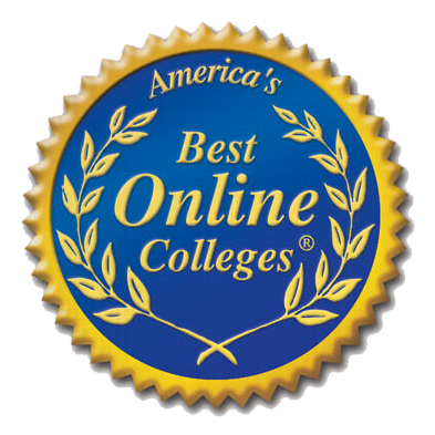 America's Best Online Colleges Seal