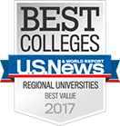 US News Best Value Badge