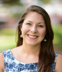 Stefanie Grayson, Assistant Director of Campus Visits, Events, and Student Ambassadors