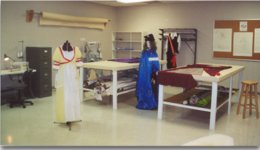 Center for the Arts - Costume Shop