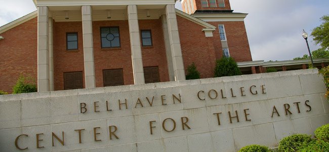 Center for the Arts, Belhaven University Campus