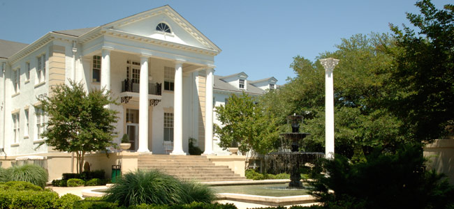 Fitzhugh Building, Belhaven University Campus