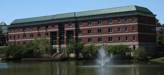 Gillespie Residence Hall
