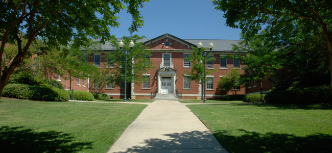 Irby Complex, Belhaven University Campus