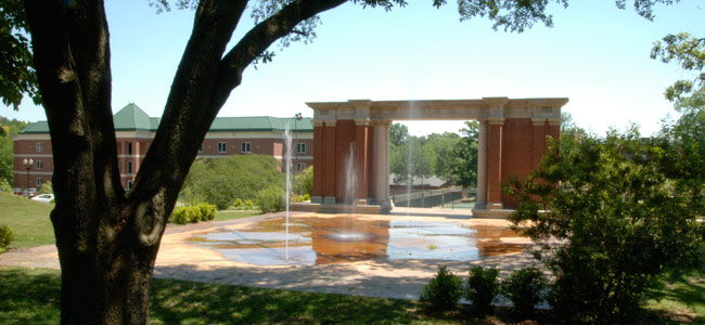 Entergy Pavilion, Belhaven University Campus