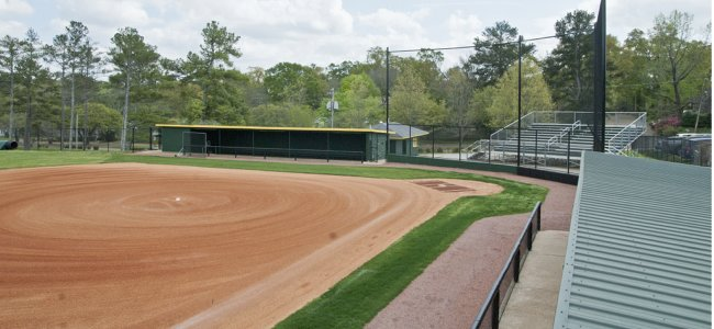 McLeod Softball Field, Belhaven University Campus