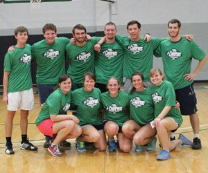 Co -Rec League Champions