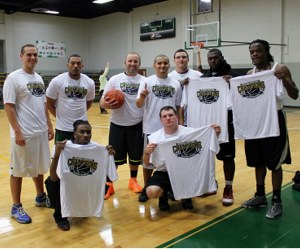 Men's Basketball Intramural Champs
