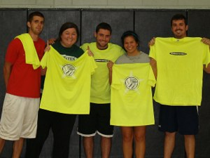Co-ed Volleyball Champs