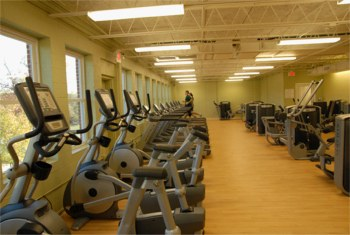 Fitness Center at Belhaven University