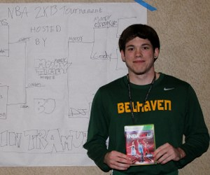 NBA 2K Tournament Winner