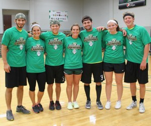 Co-Rec Volleyball Champs