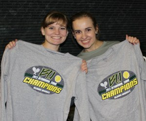 Women's Tennis Intramurals Champs