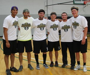 Men's Volleyball Champs