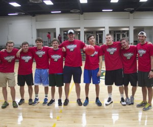 Men's Dodgeball Champs
