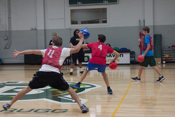 intramural dodgeball