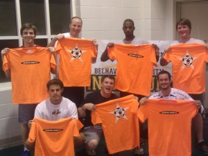Men's Soccer Champs