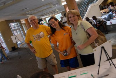Move in Day at Belhaven 2010