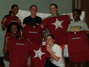 Women's Basketball Champs