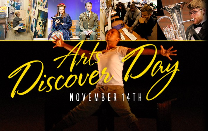 Belhaven University Arts Discover Day