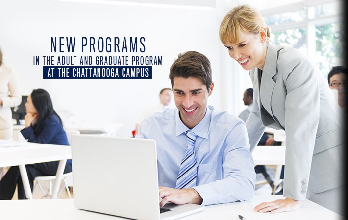 New Programs Offered on Chattanooga Campus
