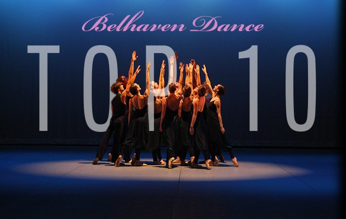 Belhaven University Dance Department is Top Ten Choreography School