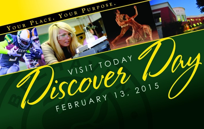 Belhaven University Discover Day Spring 2015
