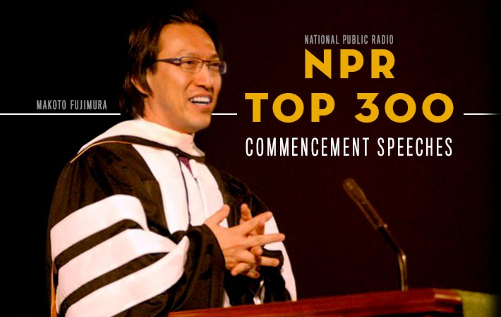 Belhaven University 2011 Commencement Speech one of NPR Top 300