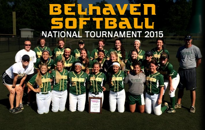 Belhaven University Softball Team to National Tournament