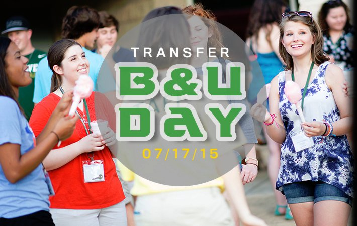Belhaven Transfer B&U Day