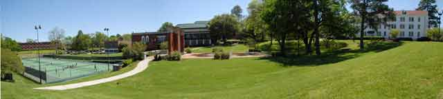 Belhaven University Campus Information