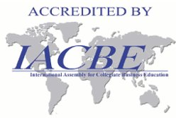 International Assembly for Collegiate Business Education Seal