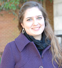 Rachel Loftus, Arts Administration Major