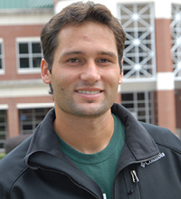 Rodrigo Suarez, Chemistry Major