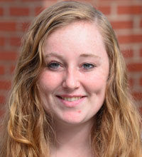 Gabi Raines, International Studies Major