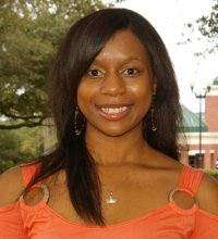 Kimberly Wilson, Communication Major, Belhaven University