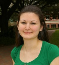 Laura Huddleston, Political Science Major