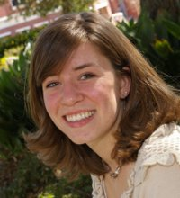 Sarah Swenson, Creative Writing Major