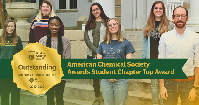 American Chemical Society Awards Image