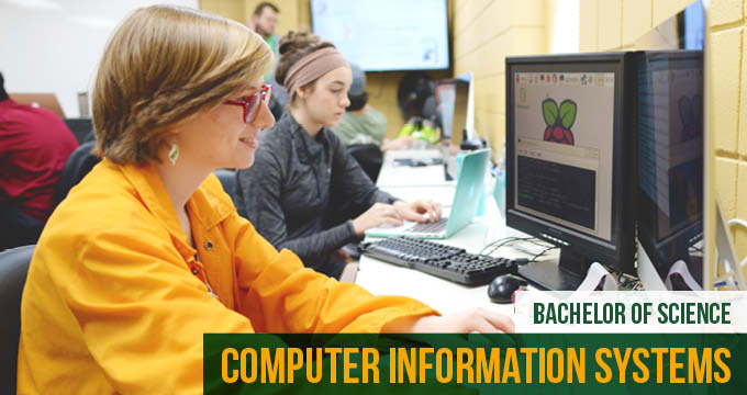 Computer Information Systems announcement Image