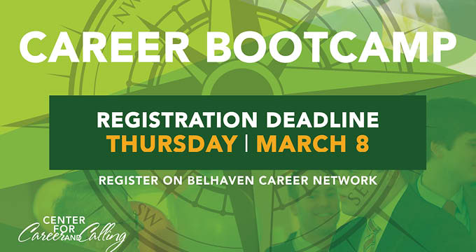 Career Bootcamp Announcement Image