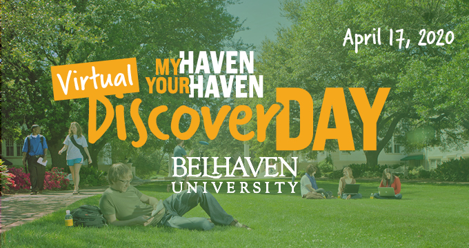 Virtual Discover Day announcement Image