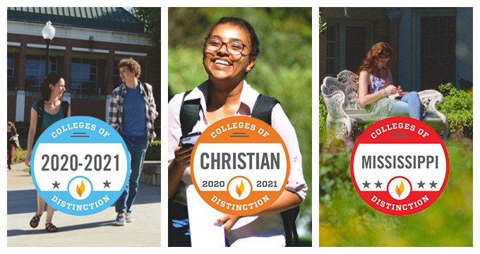 2020-21 Christian College of Distinction Image