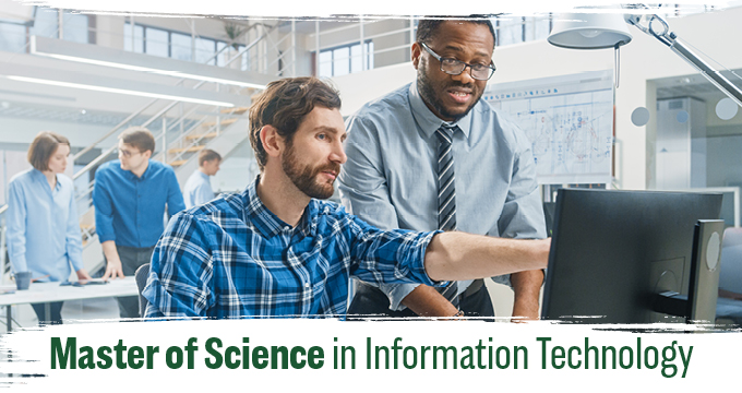 Master of Science in Information Technology Management Image
