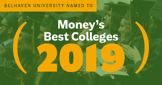 Belhaven earns Best College for Your Money accolade Image