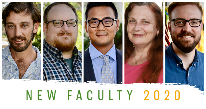 2020 New Faculty Image