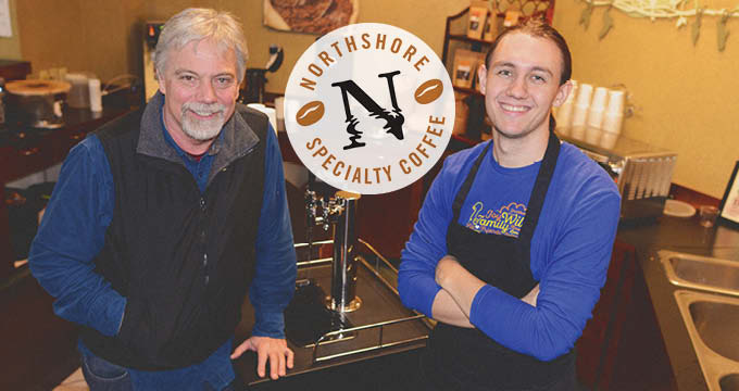 Northshore coffee announcement Image