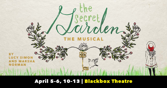 Secret Garden announcement Image